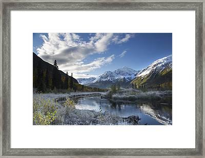 Spirant Framed Print by Ed Boudreau