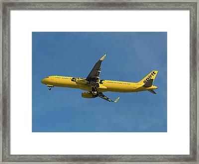 Spirit Air Framed Print