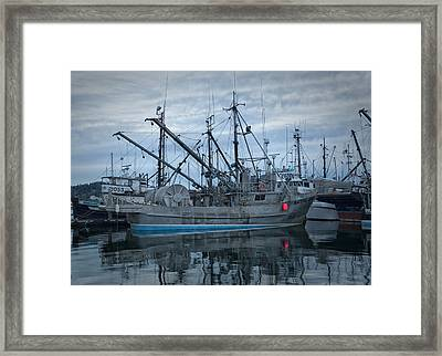 Framed Print featuring the photograph Spirit At Rest by Randy Hall