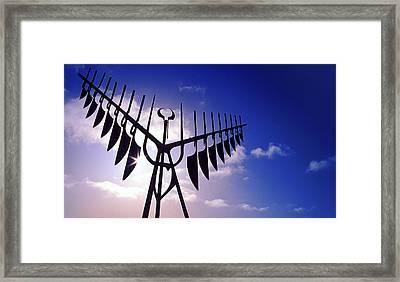 Spirit Catcher Framed Print