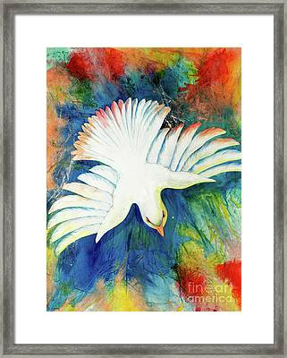 Spirit Fire Framed Print