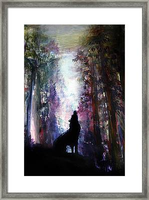 Spirit Guide Framed Print