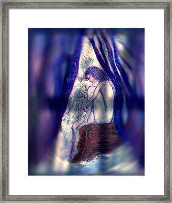Spirit Guides IIi Framed Print by Patricia Motley