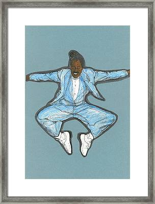 Spirit Of Cab Calloway Framed Print