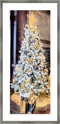 Spirit Of Christmas Framed Print by David Millenheft
