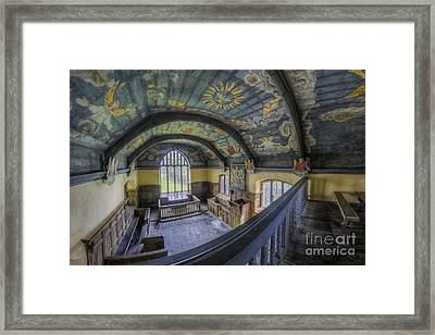 Spirit Of Faith Framed Print
