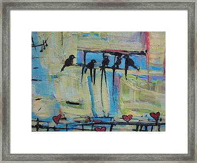 Spirit Of Joy 1 Framed Print