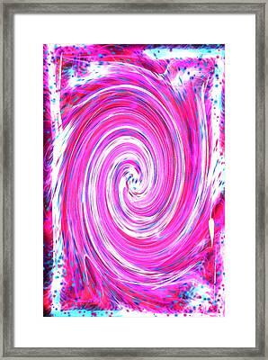 Spirit Of Joy Framed Print