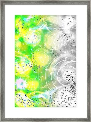 Spirit Of Nature I Framed Print