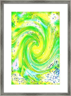 Spirit Of Nature I I Framed Print