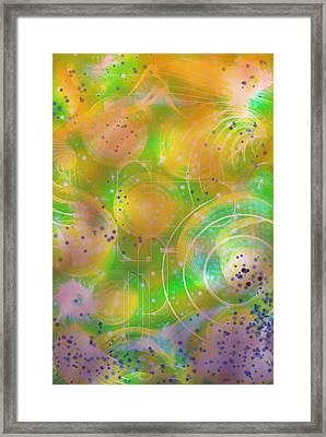 Spirit Of Nature I I I Framed Print