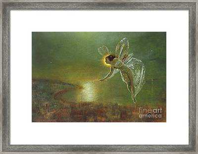 Spirit Of Night, 1879 Framed Print