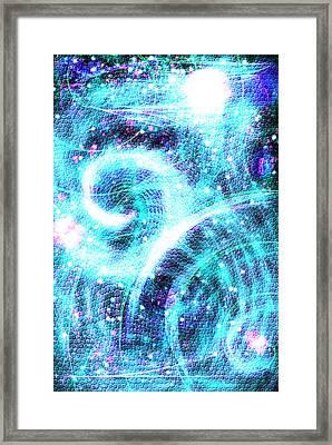 Spirit Of Sky I I Framed Print