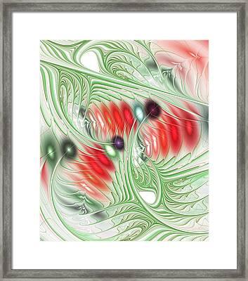 Spirit Of Spring Framed Print