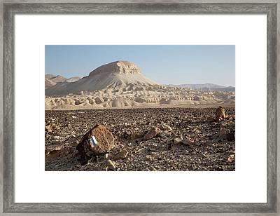 Spirit Of The Desert Framed Print