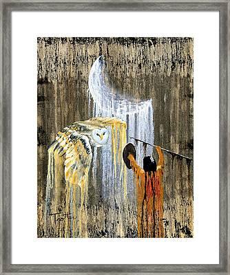 Spirit Of The Night Framed Print