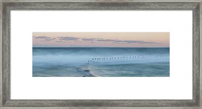 Spirit Of The Ocean Framed Print by Az Jackson