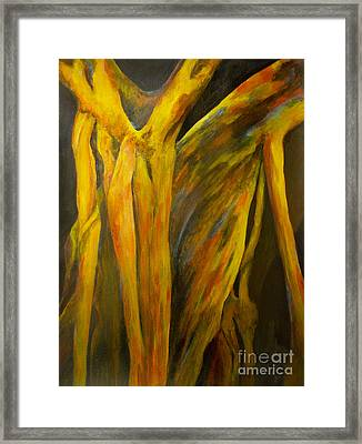 Spirit Rising Framed Print