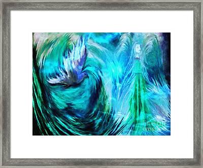 Spirit Sanctuary Framed Print