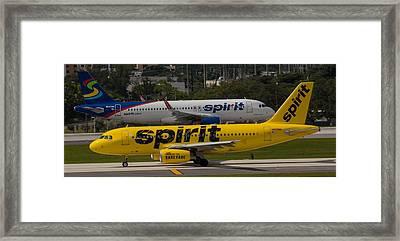 Spirit Spirit Framed Print