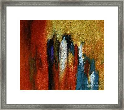 Spirits Gathered Framed Print by Don Phillips