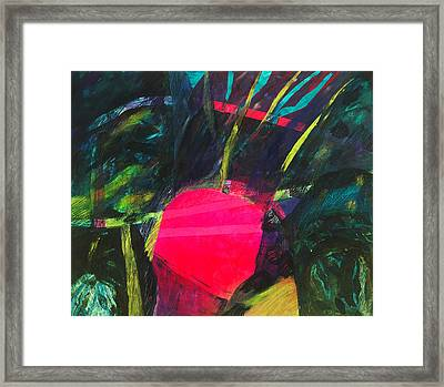 Spirits Over The Mountains Framed Print by Sue Reed