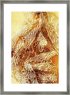 Framed Print featuring the photograph Spiritual Entanglement by Jorgo Photography - Wall Art Gallery