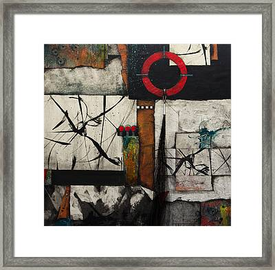 Spiritual Knowing  Framed Print by Laura Lein-Svencner