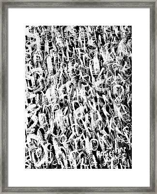 Spiritual Framed Print by Roseanne Jones