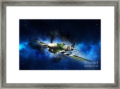 Hawker Typhoon Framed Print