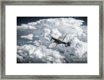 Spitfire The Great Framed Print