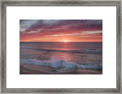 Splash Framed Print by Bill Roberts