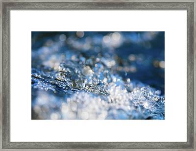 Splash Two Framed Print
