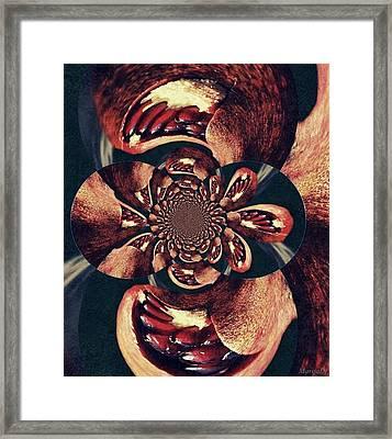 Splendour Framed Print