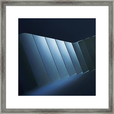 Splitting The Light Framed Print by Gerard Jonkman