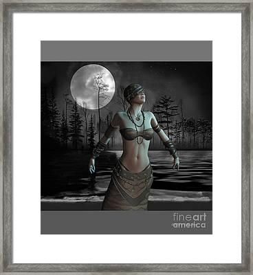 Spoils Of War Framed Print