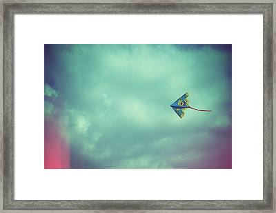 Spongebob Framed Print by Susette Lacsina