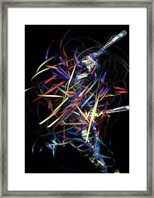 Spoon Framed Print