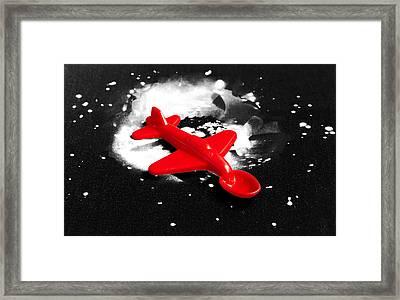 Spoonship Framed Print by Daniel Furon