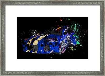 Sport Cars Framed Print