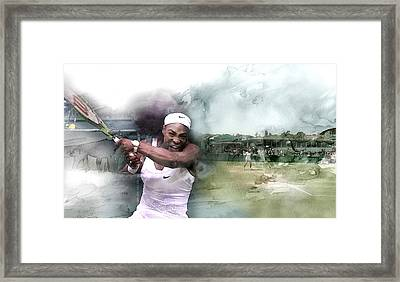 Sports 18 Framed Print by Jani Heinonen