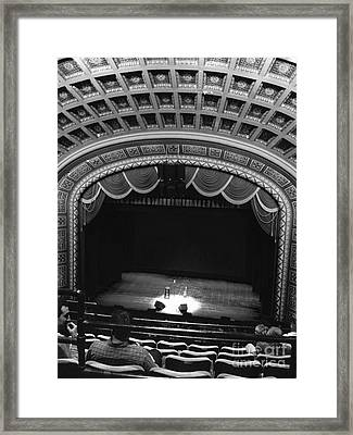 Spot Light Framed Print by WaLdEmAr BoRrErO