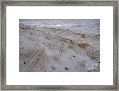 Spot Of Sun Framed Print by Idaho Scenic Images Linda Lantzy