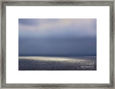 Spotlight Rollover Framed Print by Viktor Savchenko