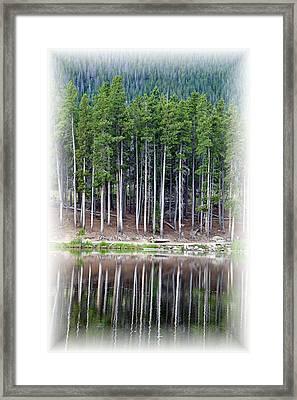 Sprague Lake 03 Framed Print