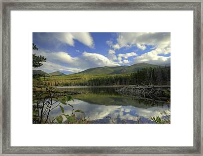 Sprague Lake 3 Framed Print