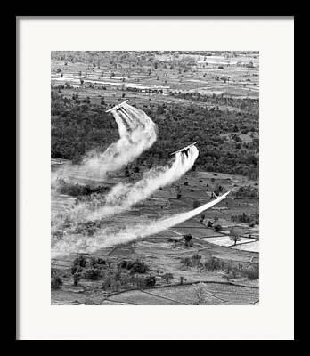 Cargo Aircraft Framed Prints