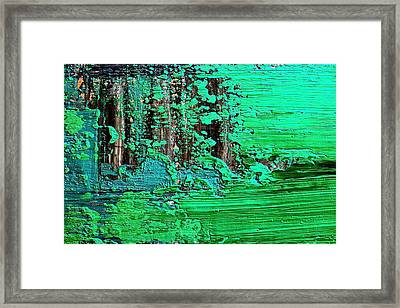 Spread Framed Print