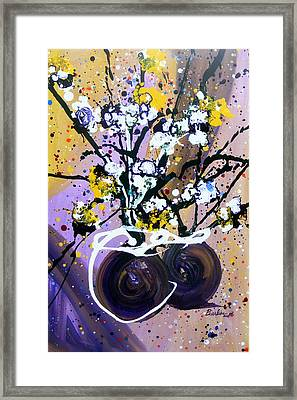 Spreading Joy Framed Print