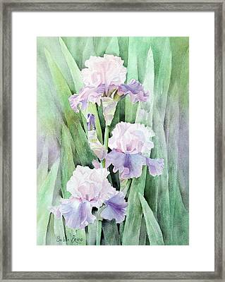 Spring Abounds Framed Print by Bobbi Price